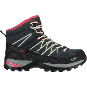 CMP Campagnolo Rigel Mid WP Trekking Shoes Women Antracite-Off White